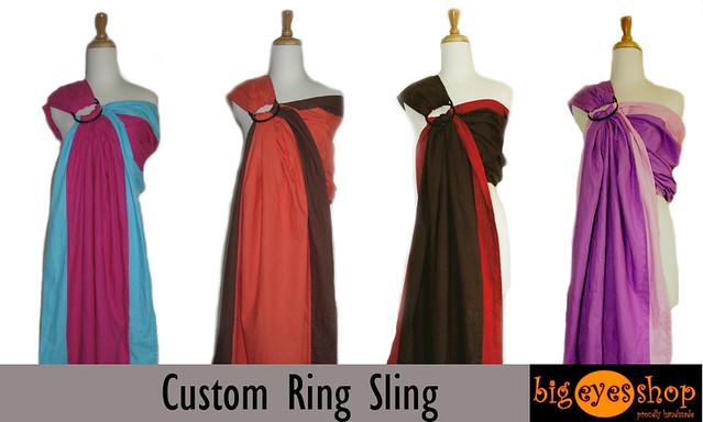 custom ring sling-1