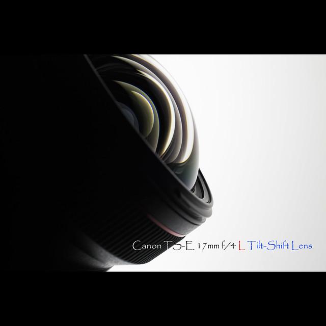 Canon TS-E 17mm f/4 L Tilt-Shift Lens