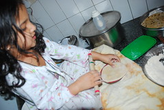 Marziya Shakir Makes The Best Rotis in Bandra by firoze shakir photographerno1