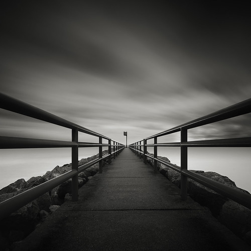 longexposure blackandwhite water pier seascapes michigan jetty symmetry photomerge lakescapes