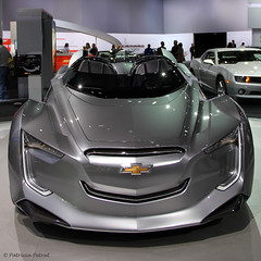 MIRAY ~ Chevrolet Concept Vehicle