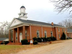 Bullock Baptist Church