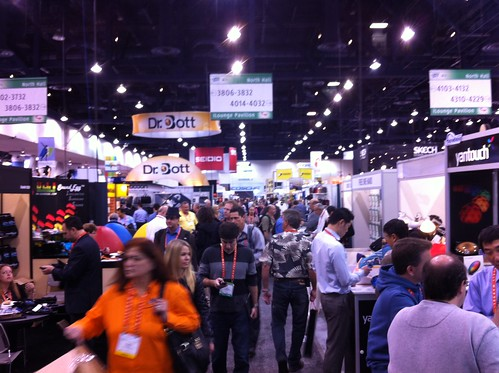 The Show Floor at CES