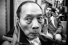 NY Subways - Looking