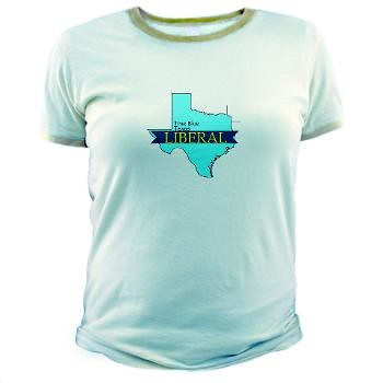 Texas Liberal Shirt | by trueblueliberal
