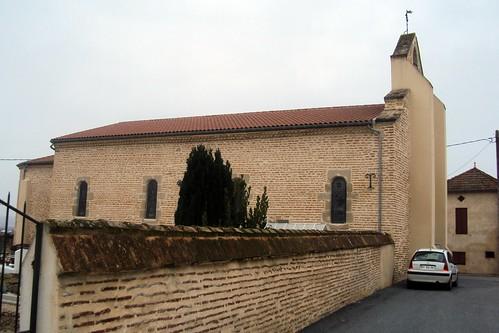 Senestis - L'Eglise Saint Sulpice 02