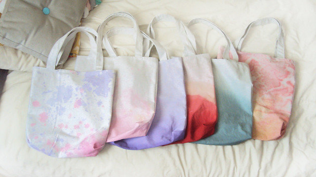 texture totes