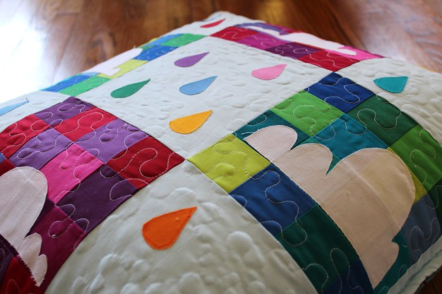 Cloud Song Floor Pillow
