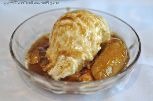 Bananas Foster at Kozlaks Sunday Brunch ~ Shoreview, MN