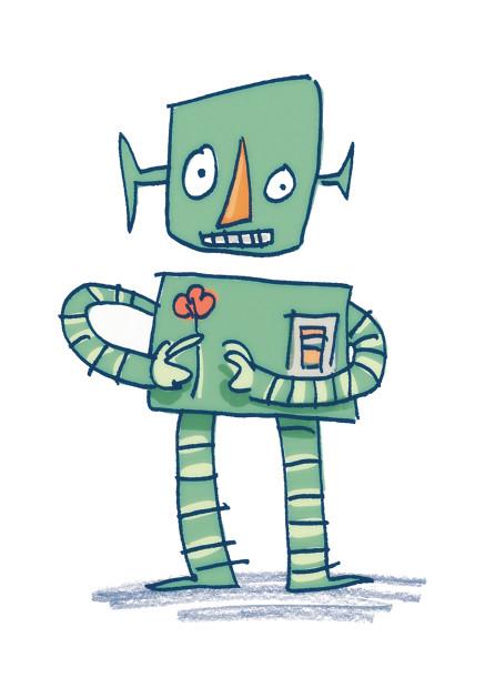 Robot Wuv