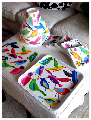 Ikea birds