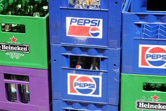 pepsi crates