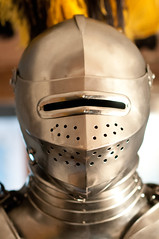 helmet, armour, iron, costume,