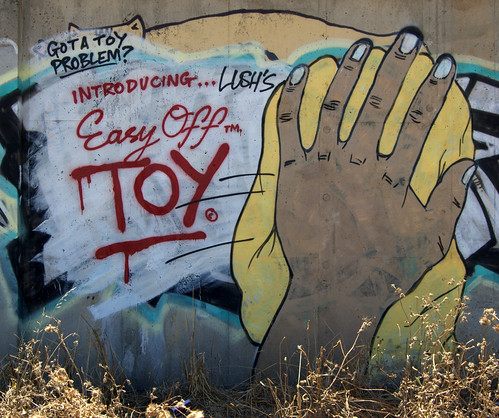 Easy Off TOY © by Mercyful Fate