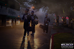It's (Foggy) Game Day at the 2011 Meineke Bowl!