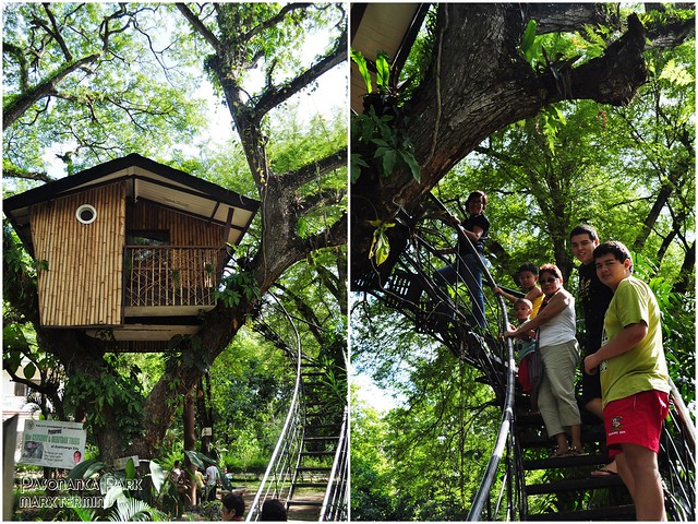 Tree House at Pasonanca Park