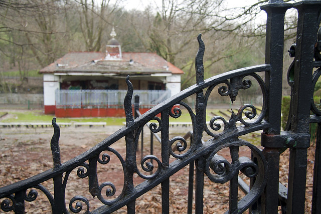 Kelvingrove Park Bandstand