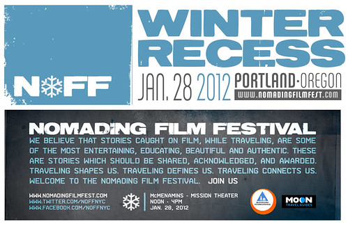 Nomading Film Festival Portland