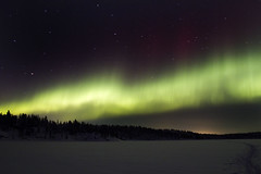 [Free Images] Nature, Sky, Aurora, Night Sky, Landscape - Norway ID:201201281200