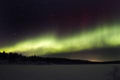 [フリー画像素材] 自然風景, 空, オーロラ, 夜空, 風景 - ノルウェー ID:201201281200