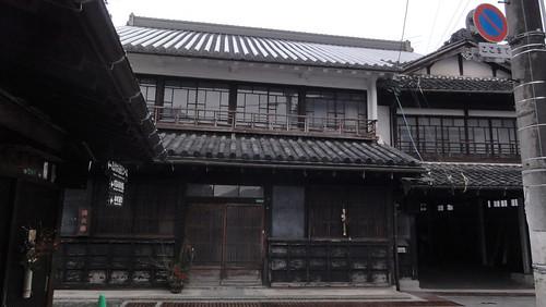 私たち展の会場となった旧笠井邸