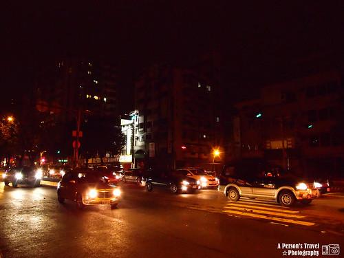 羅東 環鎮道路一景