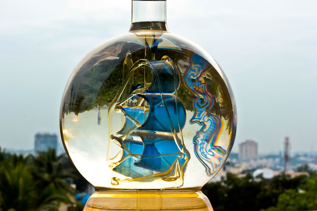 fenny, Feni, Cashew Feni, Coconut feni, fenny bottle, ship in a bottle, Impossible bottle