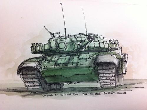 T-72 Ajeya