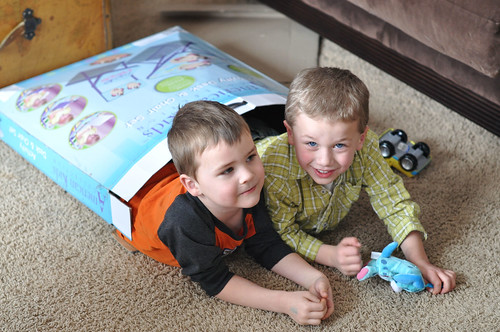 Two Boys in a Box
