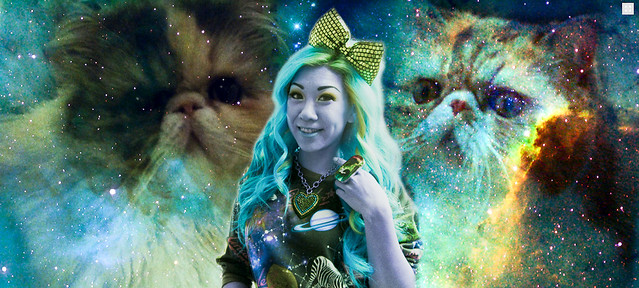 Princess Space Cats