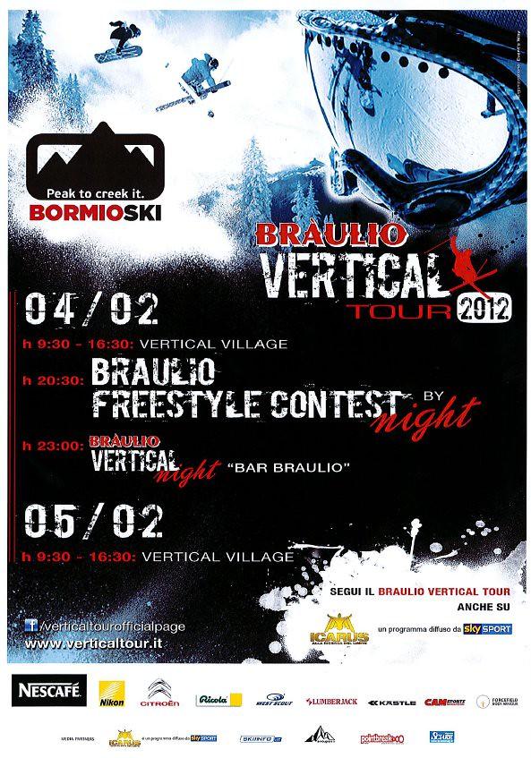 braulio vertical tour