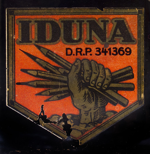 IDUNA pencil sharpener