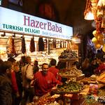 Spice Market in Istanbul, Turkey