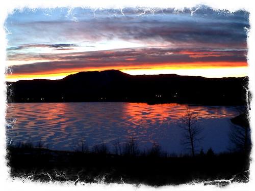 sunset colorado monumentco lakewoodmoor