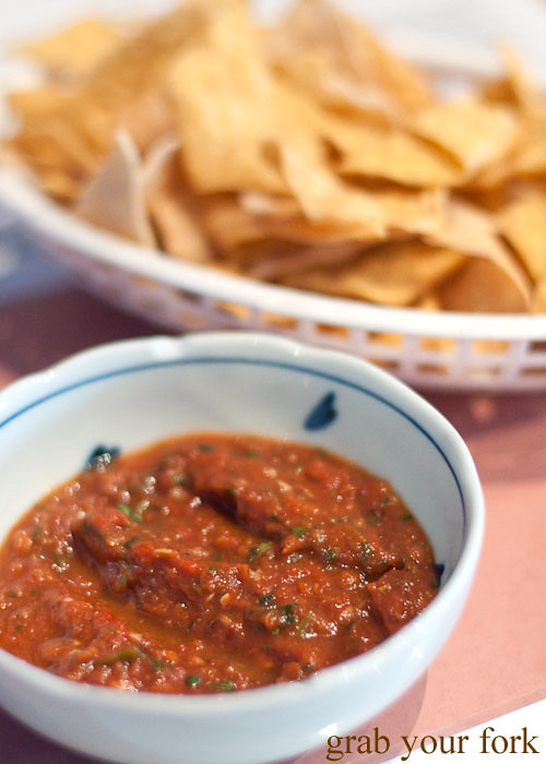salsa dos senoritas gladesville