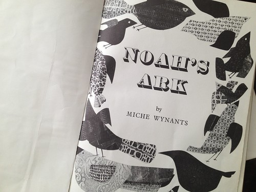 noah's art book