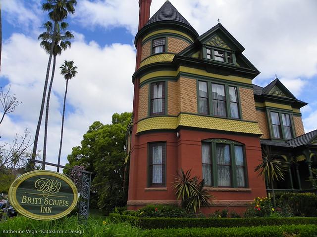 Britt Scripps Inn - San Diego, CA
