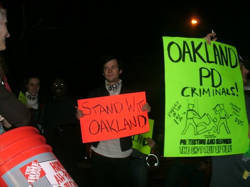 Stand with Oakland Oakland PD Criminals! s