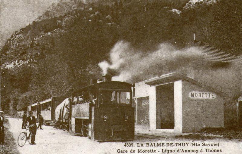morette station