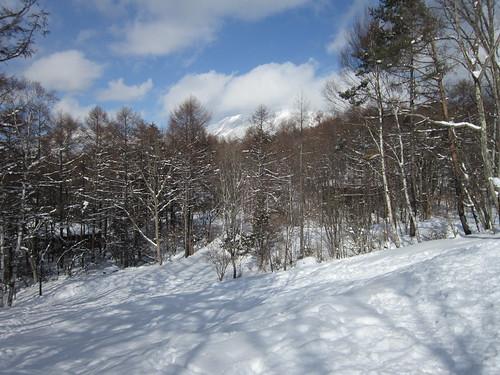 別荘地雪景色  2012.1.29 by Poran111