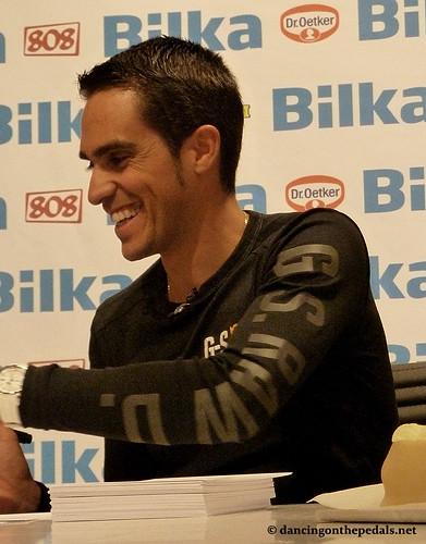 2011 Herning - Alberto Contador 4