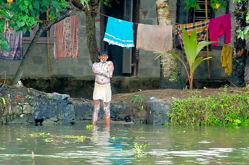 Kérala aneb z přístavu Kóčin na čajové plantáže a do Backwaters