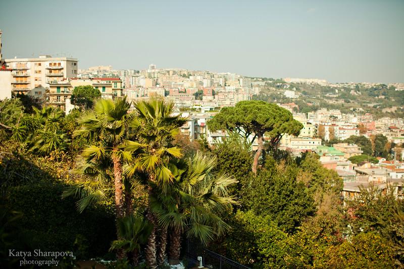 Неаполь, достопримечательности, описание города