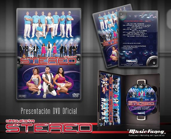 dvd stereo