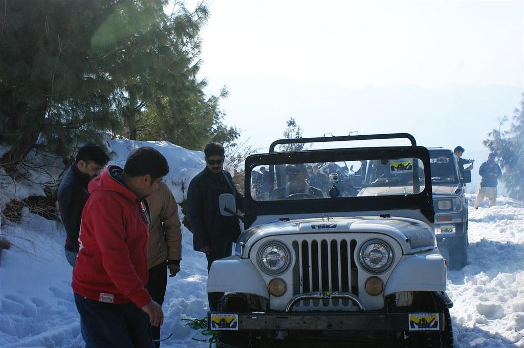 Muzaffarabad Jeep Club Snow Cross 2012 - 6796501315 8769bf387f b