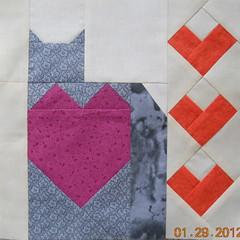 Julie P's heart #1