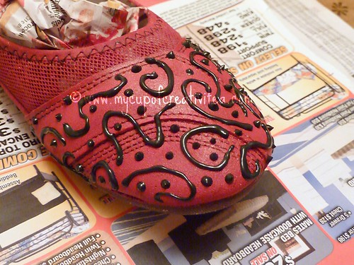 Altered shoes 057