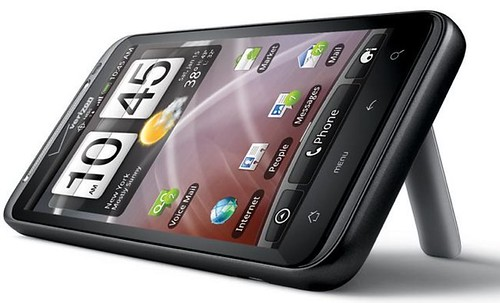 HTC Thunderbolt: Smartphone 4G y Android
