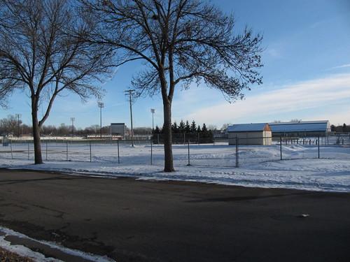 Patrick Henry High School Fields