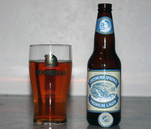 Review: Creemore Springs Premium Lager by Cody La Bière